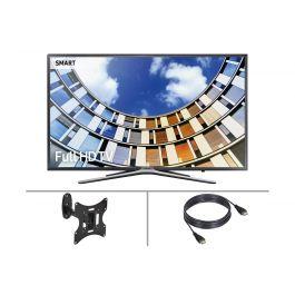 Samsung 32'' UE32M5520 Smart TV Bundle inc TV Bracket & HDMI Cable £319.99 Maplin