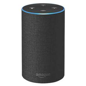 Amazon Echo 2nd Gen only £68.99 @ Screwfix all colours - Free CC & Delivery