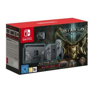 NINTENDO SWITCH CONSOLE DIABLO ETERNAL COLLECTION LIMITED EDITION £299.95 @ THE GAME COLLECTION