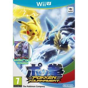 Pokken Tournament for Wii U £19.95 The Game Collection