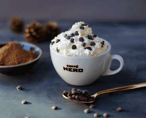 Stop Looking At Cute Cats On Instagram And Get FREE Coffee @ Caffe Nero (via Hold) (new and existing customers)