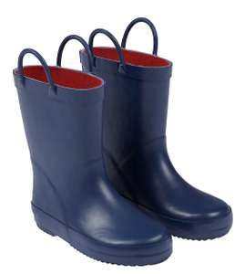 Children's Navy and Pink Wellies - Were £10 / Now £4 - Free C&C @ Mothercare