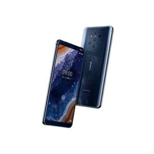 Nokia 9 PureView 128GB Single Sim + Free Nokia True Wireless Earbuds (Worth £100) £549 @AMAZON UK.