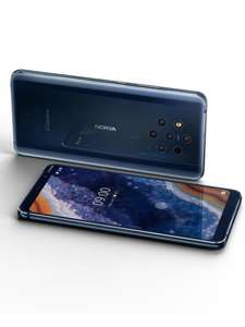 1st order 10% discount (New Customers) - Nokia 9 PureView 128GB Single Sim + Free Nokia True Wireless Earbuds £549.95 @ Very UK