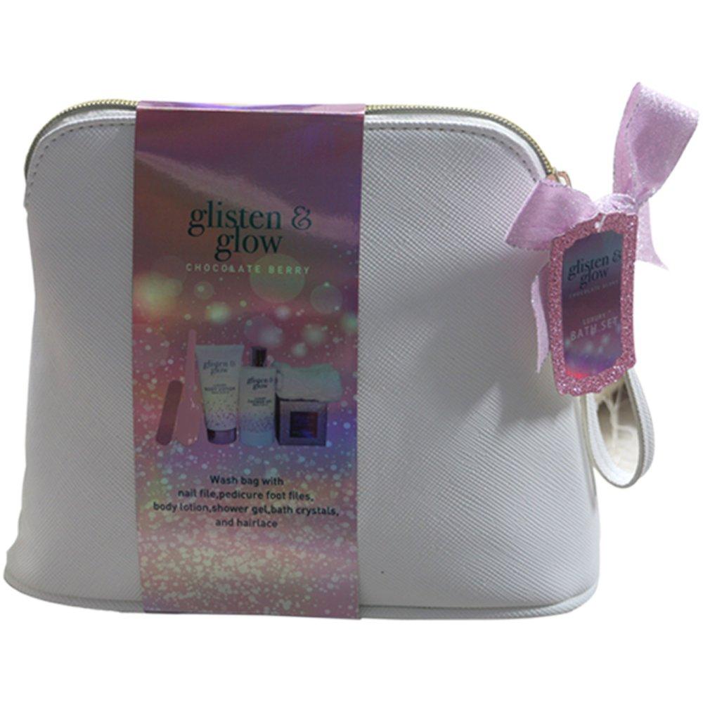 Gloss! Glitsen and Glow Bath Kit Grenade 6pcs Gift box Christmas gift gift for woman @ Amazon £8.78 Prime / £13.27 Non Prime
