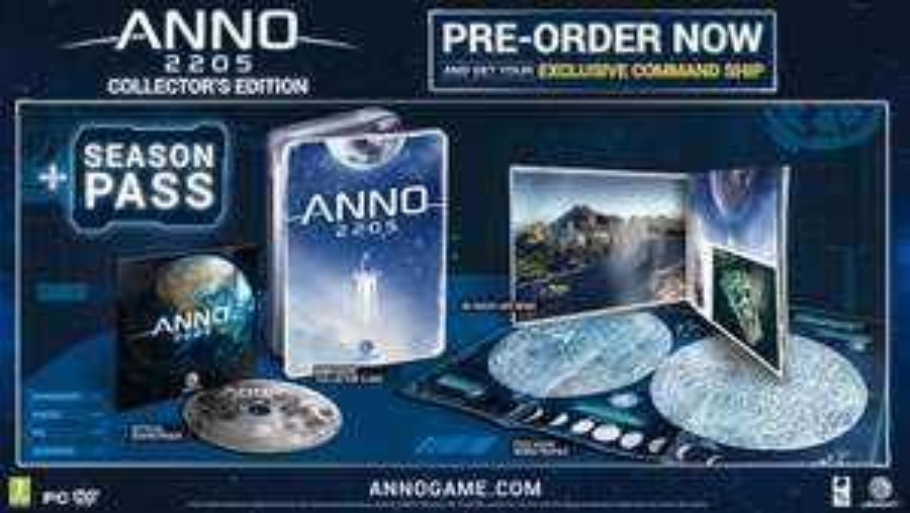 Anno 2205 Collector's Edition (PC) £12.99 @ GAME