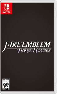 Fire Emblem Three Houses for Nintendo Switch £39.99 Preorder at Amazon UK (Free Delivery)