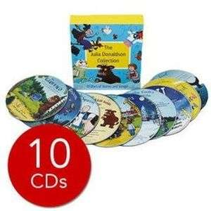 Flash Sale + Free Delivery w/code @ Book People eg Julia Donaldson Audio Collection 10 CDs £8 / Hello Gruffalo 4 Books in a Bag £4 Delivered
