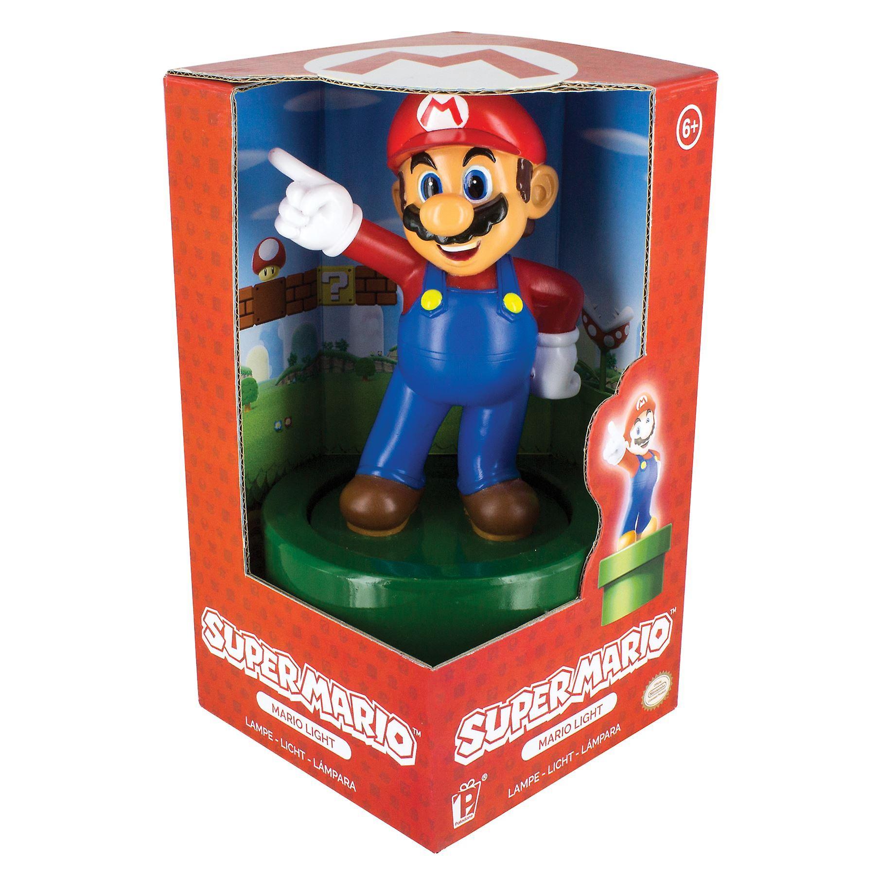 Officially licensed Super Mario 3D Light - £9.99 delivered @ Fruugo