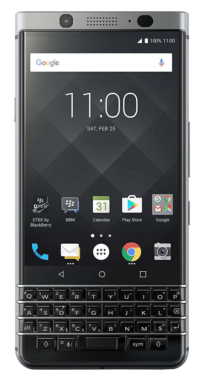 BlackBerry KEYone 32GB 3GB RAM UK SIM-Free now £199.95 delivered at Amazon