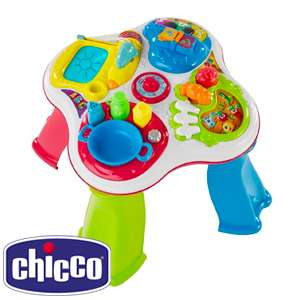Chicco Bilingual Grow and Learn Interactive Electronic Table £19.99 @ Home bargains
