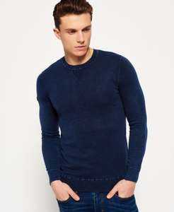Up to 60% off + free delivery eg men's crew neck LA jumper £12.59, Ladies flannel shirts £13.49, Long sleeve tees £14.39 @ eBay / Superdry