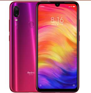Global/HK Version Xiaomi Redmi Note 7 4GB/64GB Dual sim Smartphone - Red £164.99 @ Eglobal