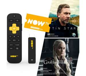 Now TV Smart Sticks at Curry's - 50% off if you trade in an 'old'? NowTV box £9.99