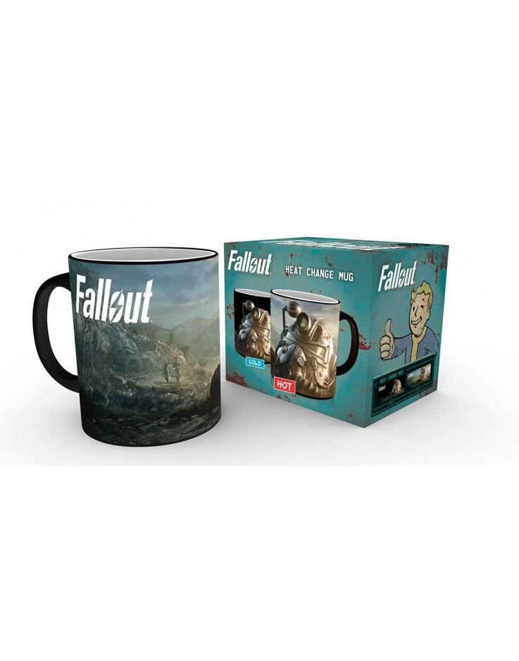 Fallout Heat Changing Mug £3.99 @ EMP £3.99 p&p