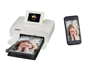 Canon Selphy CP 1200 Wireless Photo Printer £64.99 Delivered @ Box