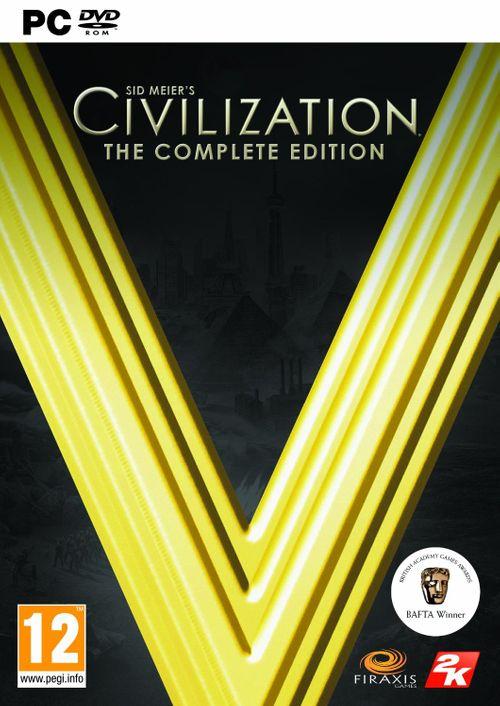 Sid Meier's Civilization V 5 - The Complete Edition PC (Steam) | £5.99 | @ CD Keys.com
