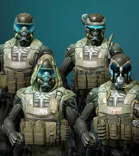 "Warface: ""Mens Nanosuits"" Bundle (PC & PS4 & Xbox One) Free @ Twitch Prime"