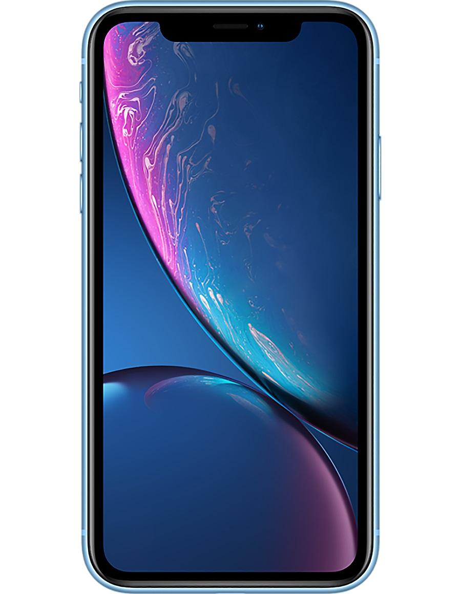 Brand new iPhone Xr  64gb Blue with box new £635 @ WowCamera