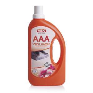 Vax AAA Carpet Care Cleaner Floral Infusion 750ml for £2.50 @ Wilko (Free C&C)