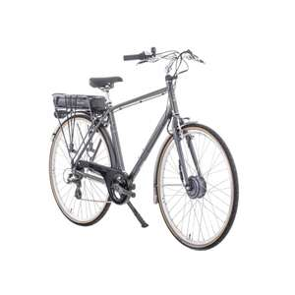 Raleigh Pioneer Electric Cross Bar e bike half price.  £650 at jejamescycles