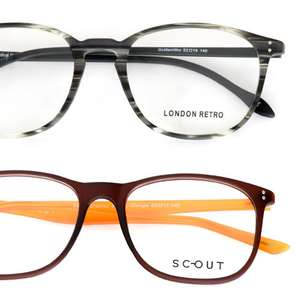 Two pairs of prescription glasses for just £16 delivered @ Glasses Direct