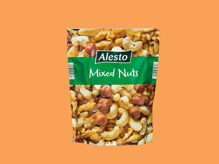 Lidl Alesto Mixed Nuts £1.19 - Super Weekend