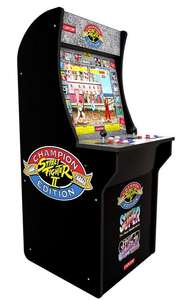 Arcade 1 Up  Video Games at Debenhams online..street fighter and space invaders £200 free delivery