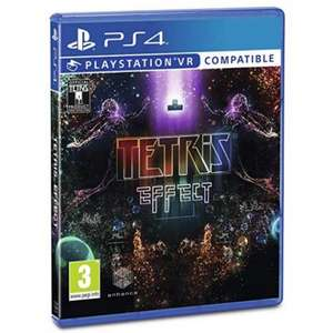 TETRIS EFFECT PS4 PSVR for £20.95 Delivered @ The Game Collection