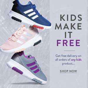 Free standard delivery on all kids products @ Get The Label