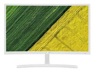 "Acer 23.6"" 1080p Monitor / 75Hz / FreeSync / Curved / HDMI  / VA panel with Freesync £79.98 Delivered @ Ebuyer"