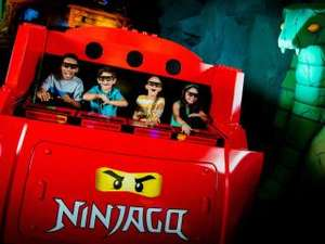 LEGOLAND® Florida 2019 Special Offer Ticket with Attraction Tickets Direct - £34 for 14 days (£2.42 a day!)