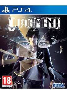 Judgment (PS4) £36.85 Delivered (Preorder) @ Base
