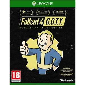 Fallout 4 GOTY (Xbox One) for £13.99 delivered @ Base