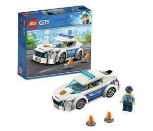 Lego City And Super Heroes 20% off select sets at Argos
