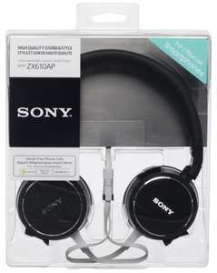 Sony MDR-ZX610AP Headphones £30.99 reduced from £59.99 @ WHSmith