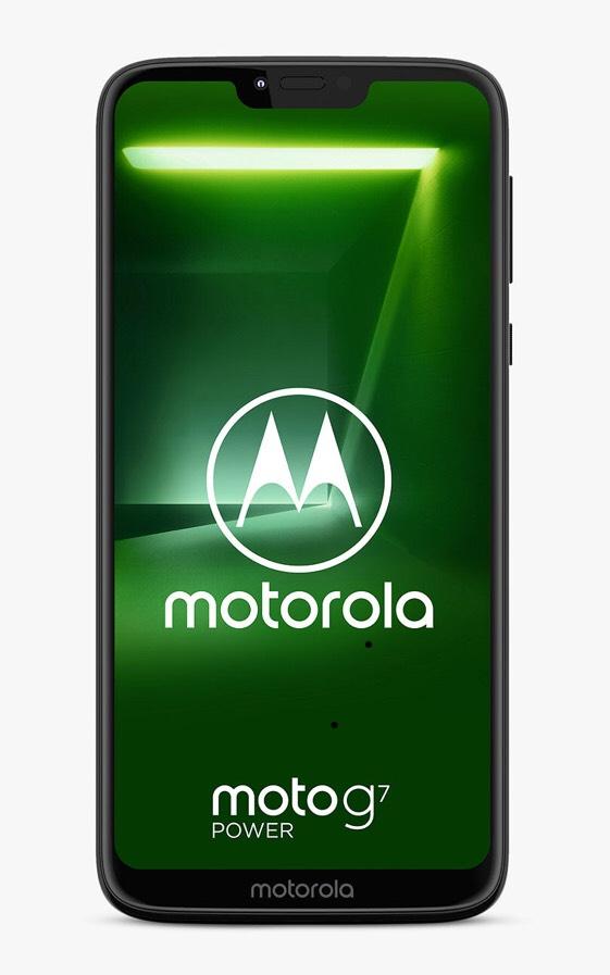 Moto G7 Power at John Lewis & Partners for £179