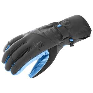 Men's Salomon Propeller Dry Snow Gloves..Quality ski glove at a crazy price. L and XL available £19.50 @ Two Seasons £1.99 postage. RRP £65