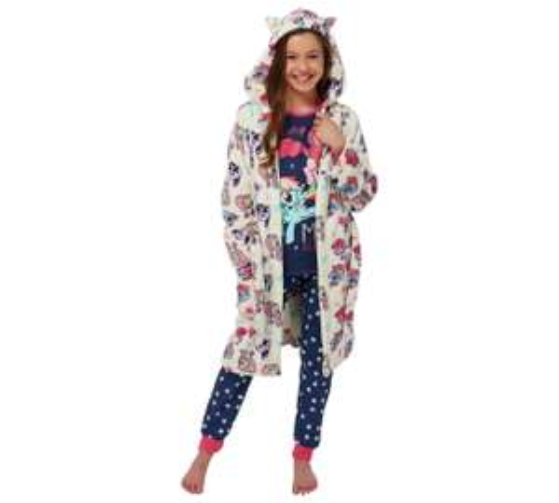 My Little Pony Nightwear Set (Robe and PJs) £9.99 free c&c @ Argos