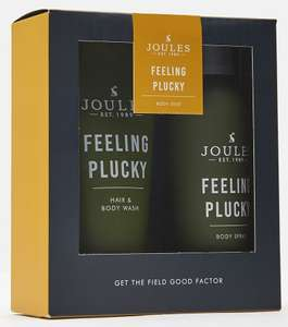 Joules Feeling Plucky Hair And Body Wash And Body Spray Gift Set  Was £8.50, Now £5.00 Delivered @ eBay  -  Joules