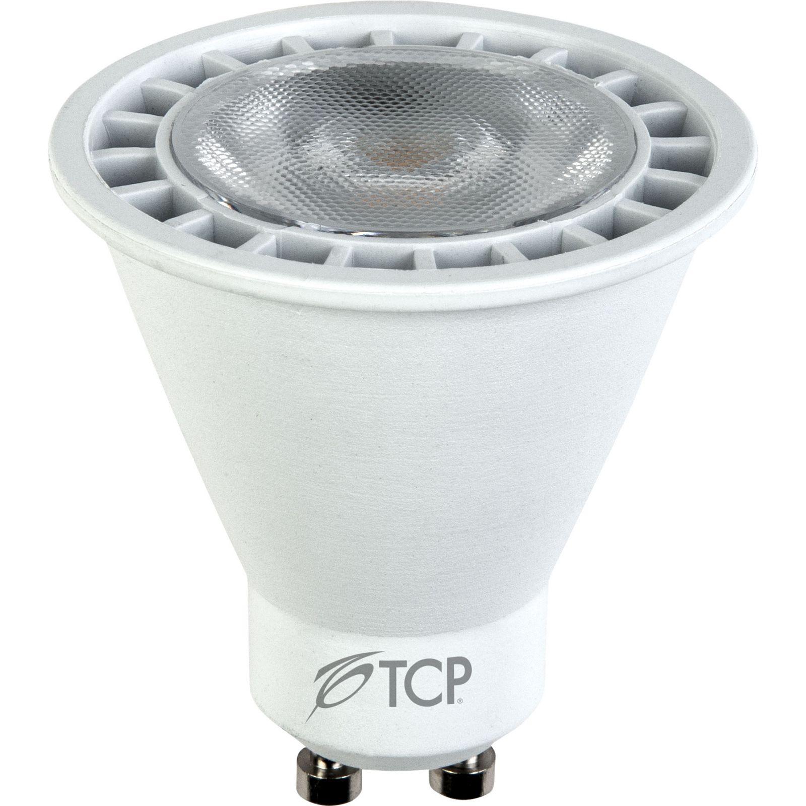 TCP LED 5W GU10 Warm White Light Bulb - 10 Pack for £5 @ Homebase