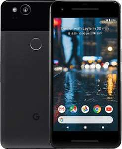 Second hand Google Pixel 2 Just Black Unlocked Grade B only £260 @ CeX - includes 2 years warranty