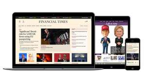 Financial Times - Google Pay perk - 6 months free (invite only)