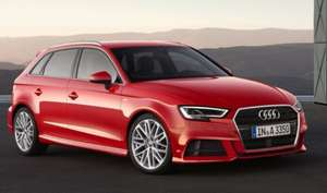 New AUDI A3 SPORTBACK 35 TFSI S LINE 150bhp 5DR in metallic paint now £21998 @ Drive the deal