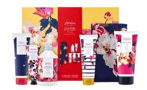 Joules The Mother of All Gifts - scarf, bath and body gift set £20 with free c&c @ Boots