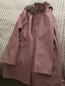 Tesco F&F raincoat scanning instore for £10 (priced at £20)