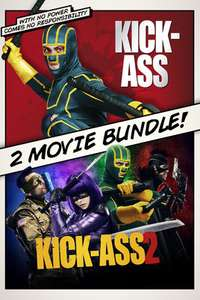 Kick-Ass & Kick-Ass 2 Bundle iTunes for £5.99
