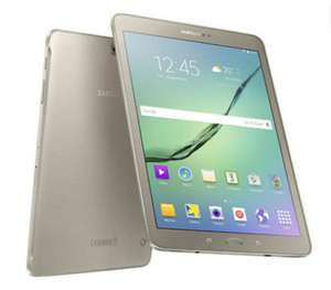 """New Samsung SM-T713 Galaxy Tab S2 8"""" Tablet 32GB Gold WiFi 3GB RAM Android 6.0 £187.50 delivered @ TESCO Outlet EBay"""