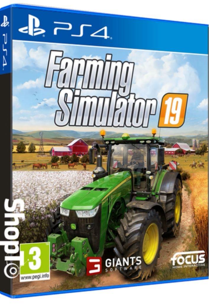 Farming Simulator 19 ps4 £27.85 @ shopto