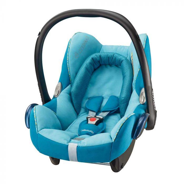 Maxi cosi cabrio fix group 0+ car seat - £69.95 @ Winstanleys Pramworld